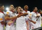 Un Sevilla eterno: remontada épica para ganar la 'Quinta'