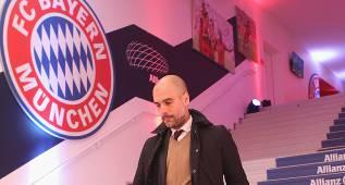 Guardiola en el Bayern: ¿un trienio incompleto?