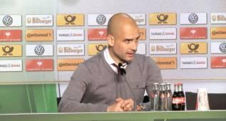 """Guardiola: """"Ha sido un honor entrenar al Bayern"""""""