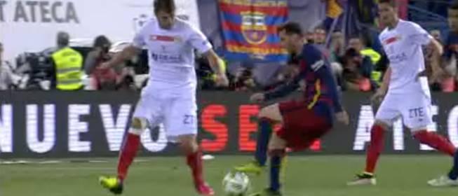Para enseñar a los niños: ¡qué 2 asistencias de Leo Messi!
