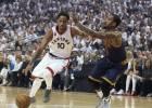 Los Toronto Raptors de Lowry y DeRozan nos se rinden