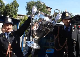 Milán se pone guapa para la copa ¡Increíble bienvenida!