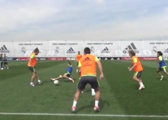 Zidane avisa al Cholo: ¡La intensidad como premisa!