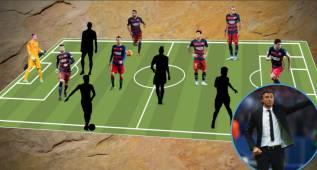 El posible once del Barça de Luis Enrique para la 2016-2017