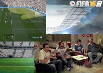 La final de Champions virtual con Roncero y Manolete