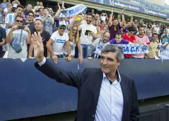 """Juande Ramos: """"Ha sido muy fácil convencerme"""""""