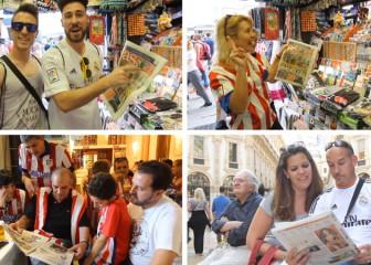 El As en papel, a la venta en Milán sábado y domingo
