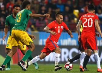 Chile muestra su peor versión justo antes de la Copa América