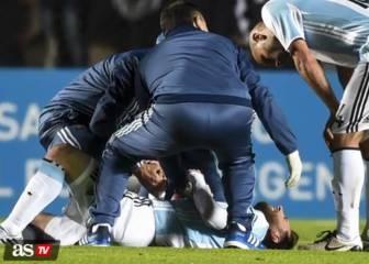 Messi se lesiona y podría perderse la Copa América