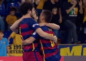 Barcelona Lassa 3-0 Magna Gurpea