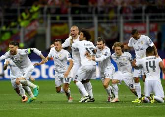 El Madrid reina en Milán ante el Atleti en la tanda de penaltis