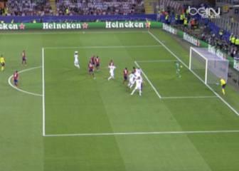 Había fuera de juego de Sergio Ramos en el gol del Madrid