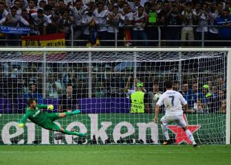 Revive los penaltis decisivos que dieron la gloria al Madrid