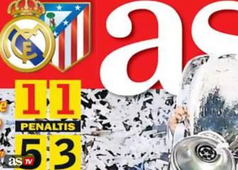 La prensa mundial se rinde ante los equipos madrileños