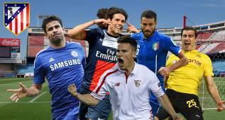 Los 10 posibles fichajes del Atlético de Madrid para convencer al Cholo