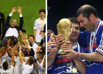 La estrella de Zidane: blindado en 6 momentos decisivos