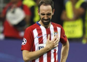 Carta de perdón de Juanfran para la afición del Atlético