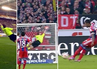 Las 5 faltas top de Alaba: que tiemblen Bale y Cristiano