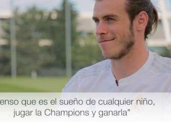 Bale elige sus 5 mejores momentos en la Champions