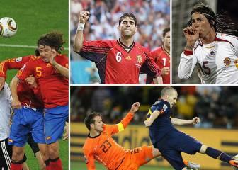 Para sentarse y disfrutar: los goles más bellos de España