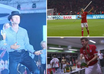 Müller, sobresaliente en su asignatura favorita: 'showman'