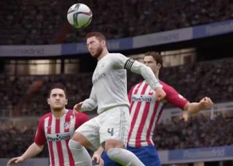 El Madrid se recrea con el cabezazo de Ramos al Atleti
