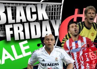 Black Friday: ¡Las gangas de la historia del fútbol!