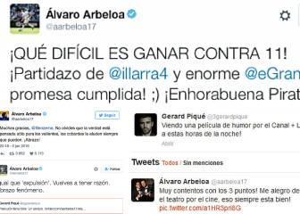 Los polémicos tuits con los que Arbeloa incendió Twitter