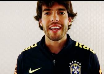 Kaká, Del Bosque y Rossi felicitan a Nadal por sus 30