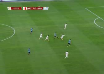 El jugadón de vértigo en el que Godín se creyó Messi