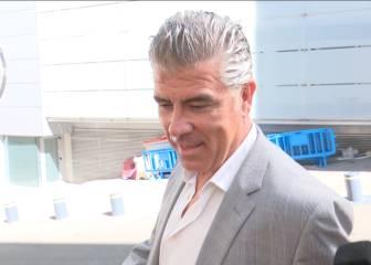 El representante de Keylor Navas estuvo en el Bernabéu