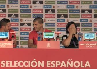El lapsus de la jefa de prensa: confundió a Morata con Aduriz