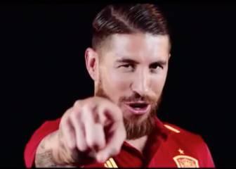 El hit del verano: Ramos canta su canción de la Selección