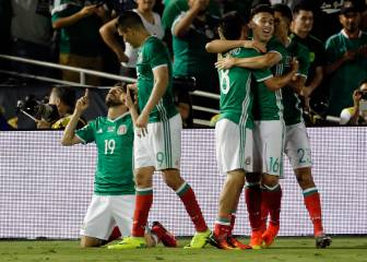 México vence y se clasifica tras otra buena actuación