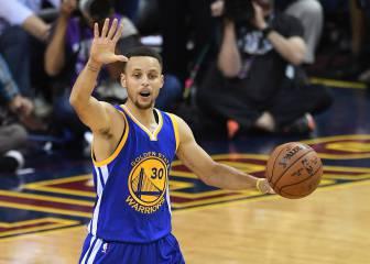 El show de Stephen Curry que demuestra por qué es el MVP