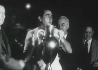Se cumplen 60 años de la primera Copa de Europa