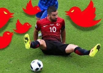 Twitter se ceba con el mal partido de Arda ante Croacia
