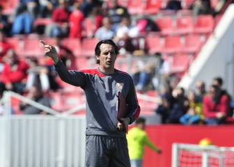 El Sevilla confirma la salida de Unai Emery del club