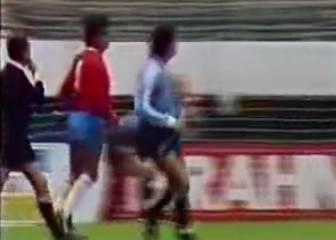 Final Chile-Uruguay de Copa América cumple 29 años