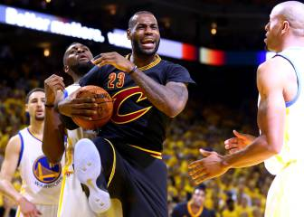La exhibición de LeBron e Irving nos regala el 6º partido