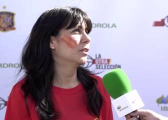 Alegría inmensa en 'La Otra Selección' tras el gol de Piqué
