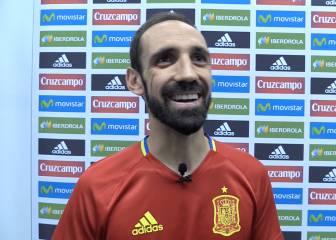 Según Juanfran, ¿quiénes son los Curry y LeBron de España?