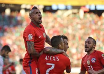 Si Alexis y Vidal se juntan, pasa esto: ¡menudo abuso de gol!