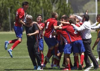 El Atleti se cita con el Madrid en la final de la Copa del Rey