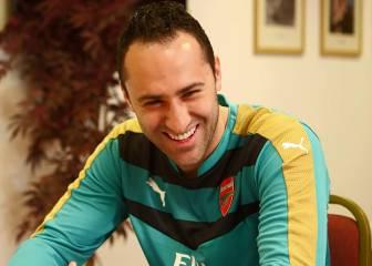 David Ospina y el cuestionario de fuego en el Arsenal