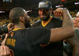 Basada en hechos reales: así fue la victoria de los Cavaliers