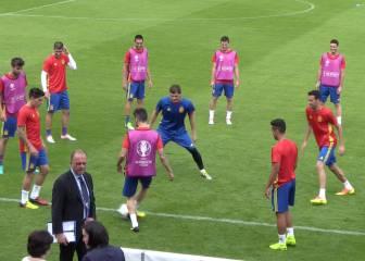 Casillas fue humillado por Piqué y San José: vaya caños