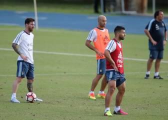 Messi, Mascherano o Agüero: ¿cuál mueve mejor la cintura?