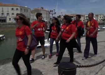'La Otra Selección' se divierte tras el pase a octavos