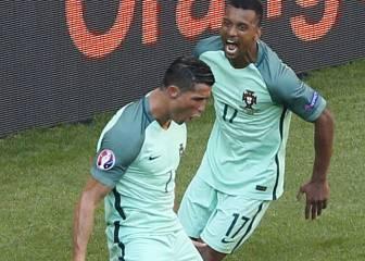 Cristiano evita el tropiezo de Portugal y la mete en octavos